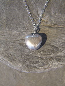 Love Heart Necklace - necklaces & pendants