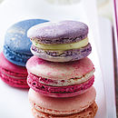 Box Of 20 French Macarons