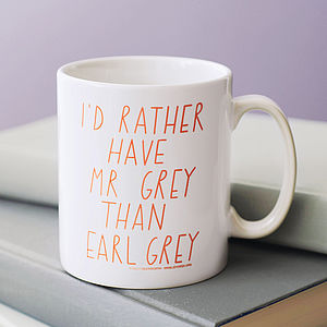 Earl Grey MUG - gifts for her