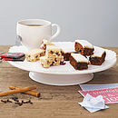 Cake And Mulled Wine Christmas Gift Box