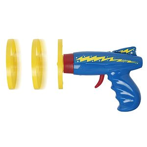 Spaceboy UFO Rocket Disc Launcher - games