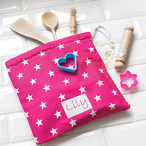Personalised Child's Baking Set - for over 5's