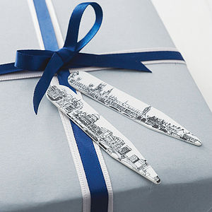 City Skyline Collar Stiffeners - under £25