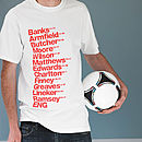 Thumb england mens best xi t shirt