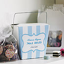 Personalised 'Dad' Sweet Gift Box