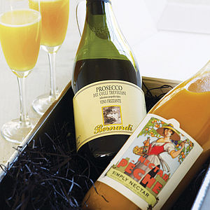 Bellini Gift Box Hamper - wines, beers & spirits