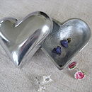 Heart Trinket Box
