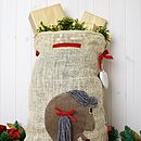 Personalised Pony/Horse Santa Sack