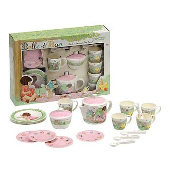 Birthday Surprise Tea Set