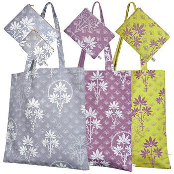 Organic Bag And Purse Gift Set On Sale