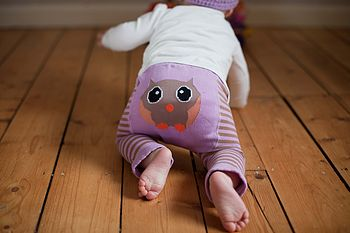 Owl Baby Leggings