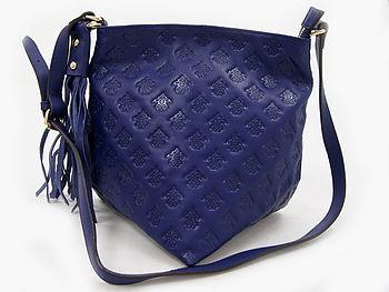 Alex Leather Shoulder Bag