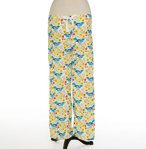 Songbirds Organic Pyjama Trousers - loungewear