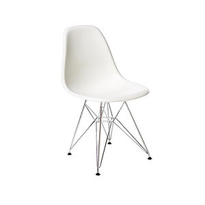 A Dining Chair,Eames Style Eiffel Chair - furniture