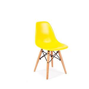 Kids Eames Style Chair - children's furniture