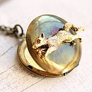 Fox Locket