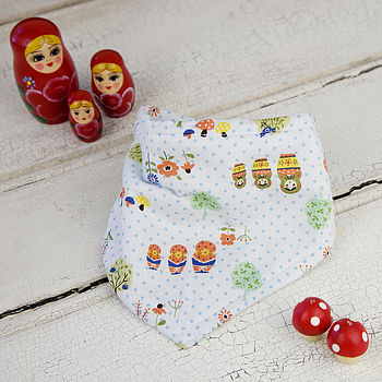 Russian Doll Bib