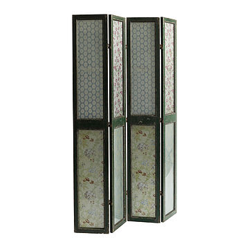 Oriental Dressing Screen By Nordal
