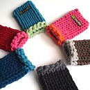 Hand Knitted Phone Cover