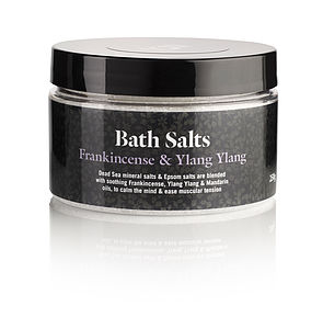 Ylang Ylang And Frankincense Bath Salts