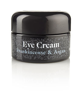 Frankincense And Argan Eye Cream - more