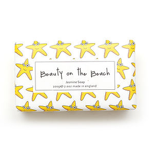 Beauty On The Beach Soap - bathroom
