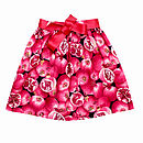Girl's Ribbon Skirt