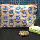 Diving Lady Washbag
