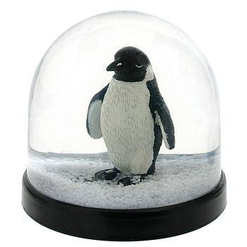 Penguin Snow Dome