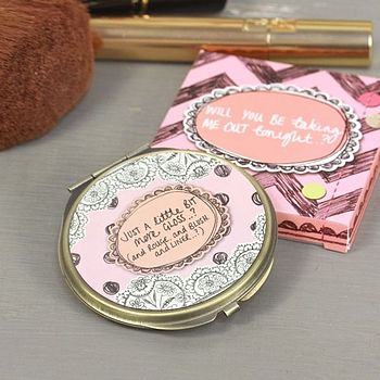 Why Not Compact Mirror