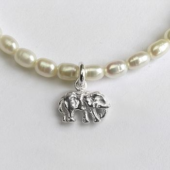 Mother And Daughter Animal Charm Bracelets