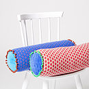 Popper Bolster Cushion
