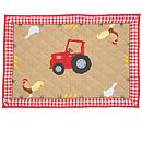 'Barn' play mat