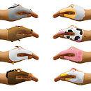 Animal Temporary Hand Tattoos