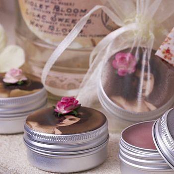 BEST SELLER Pack Of Three Handmade Lip Balms
