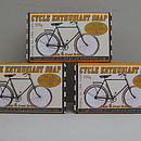 Cycle Enthusiast Soap