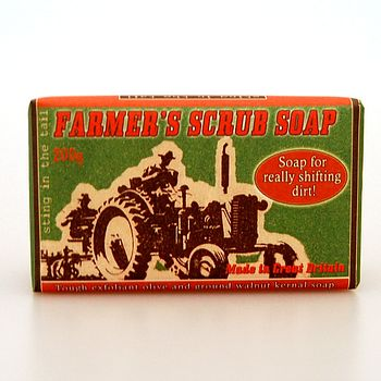 Tractor Enthusiast Soap