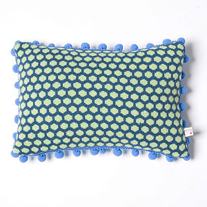 Popper Oblong Cushion - decorative accessories