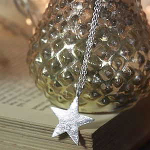 Bright Star Necklace - necklaces & pendants