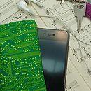 Handmade Circuit Geek Phone Case