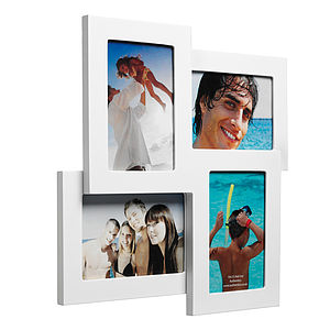Studio Four Multi Photo Frame - picture frames