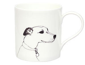 Lurcher Mug - tableware
