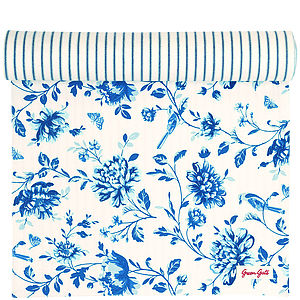 Penelope Cotton Table Runner - tableware