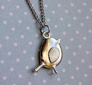 Robin Necklace - more