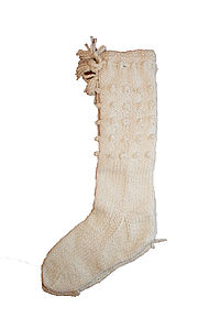 Luxurious Hand Knitted Slipper Socks - women's fashion