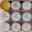 Honey And Rosehip Organic Lip Balm