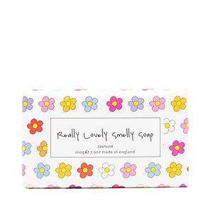 'Really Lovely Smelly' Soap - bathroom