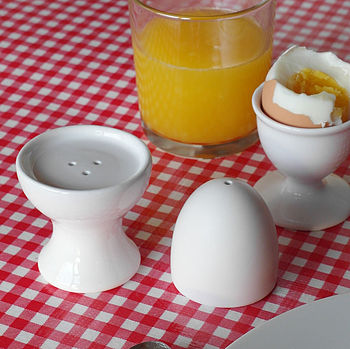 Salt And Pepper Egg