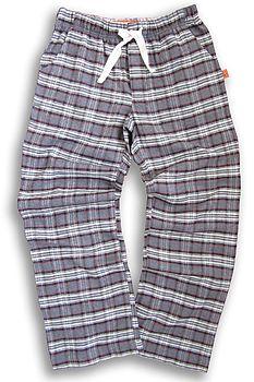 Teenage Check Brushed Cotton Lounge Pant