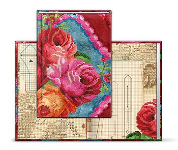 PiP Studio Singing Roses Notebook A6
